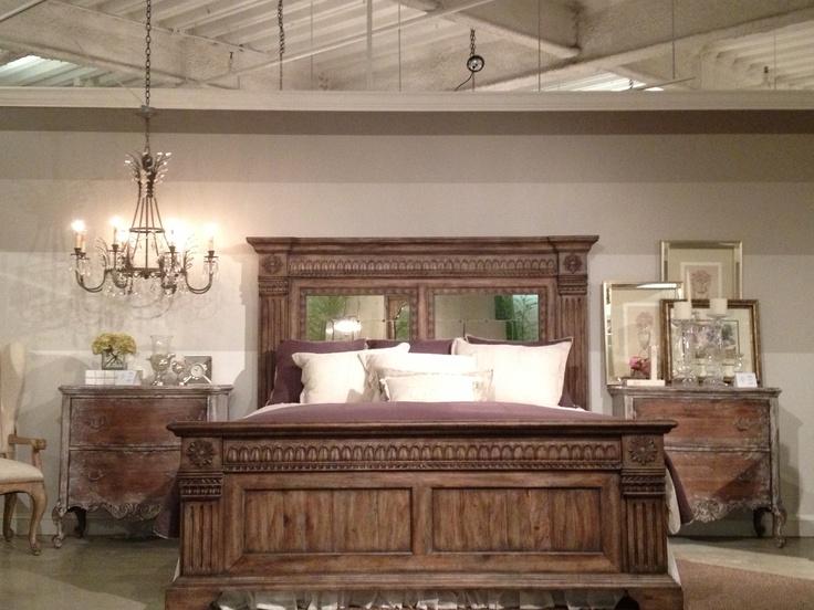 accentrics home by pulaski furniture set