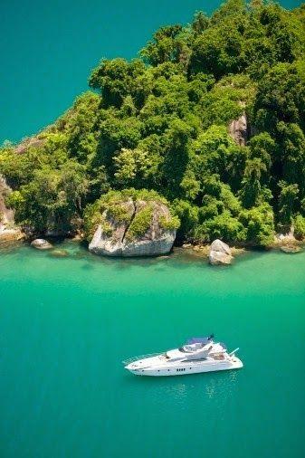 Amazing Island in Brazil