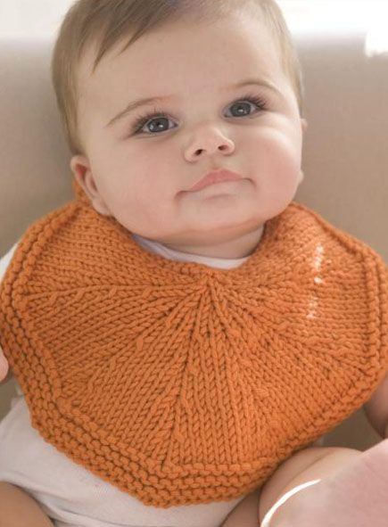 So sweet!  I would knit this in 100% cotton - NOT the blend suggested in the pattern.  I think cotton would be more absorbent.