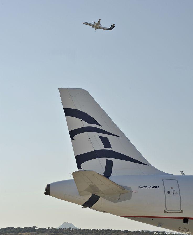 "AEGEAN Πρωϊνές Αναχωρήσεις Athens International Airport ""Eleftherios Venizelos"" ATH/LGAV"
