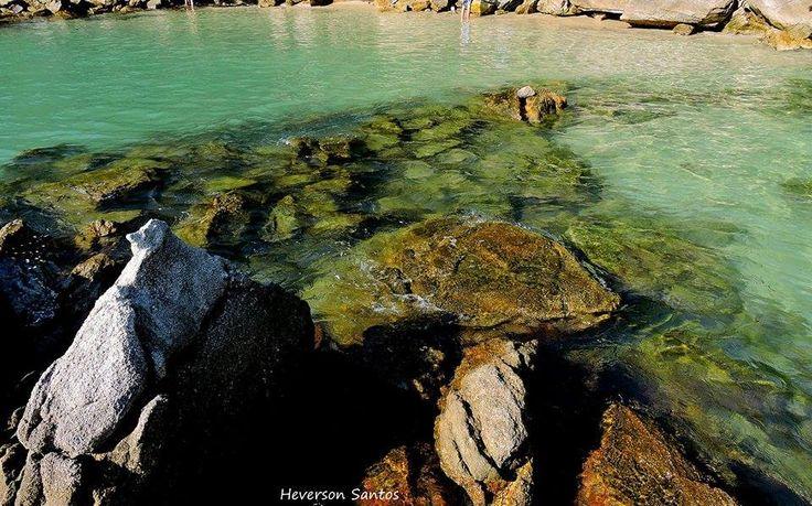 Praia da Sepultura em Bmbinhas - Foto: Heverson Santos