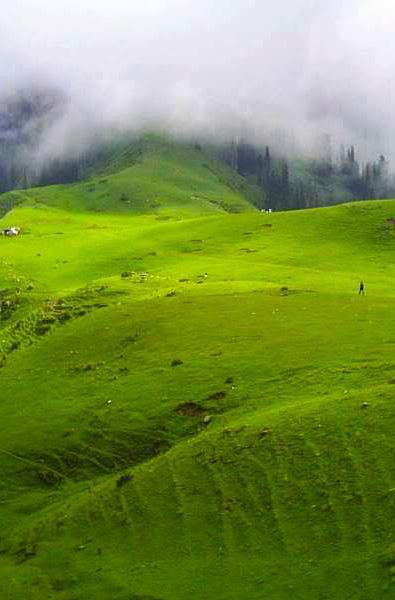 The Kaghan Valley,Pakistan: