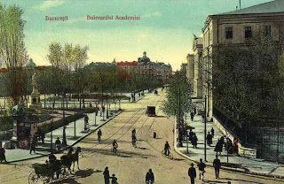 Piata Universitatii, ieri si azi (1)   Rezistența Urbană