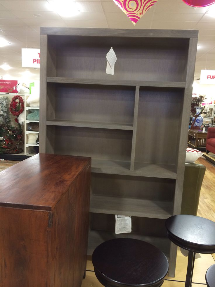 Love this bookcase from Homegoods  Arts  Crafts  Home