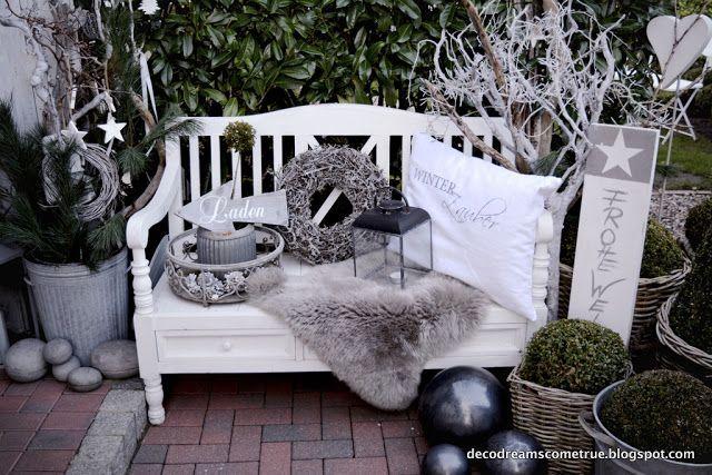 Wie bereits in meinem letzten Beitrag angekündigt, möchte ich Ihnen heute ein paar …   – Wintergarten ❄⛄