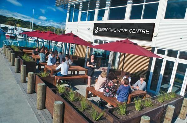 Gisborne Wine Centre - Shed 3  Phone 867 4085 www.gisbornewine.co.nz/wine-centre/overview/