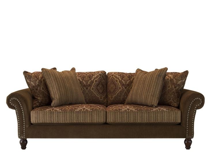 Bergen Microfiber Sofa This Sofa Is Distinct With Its