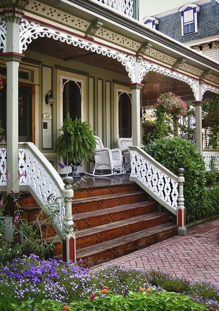 107 Best Victorian Porches Images On Pinterest