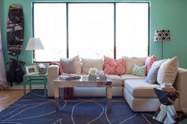 Home Tour | The Living Room - My Style Vita
