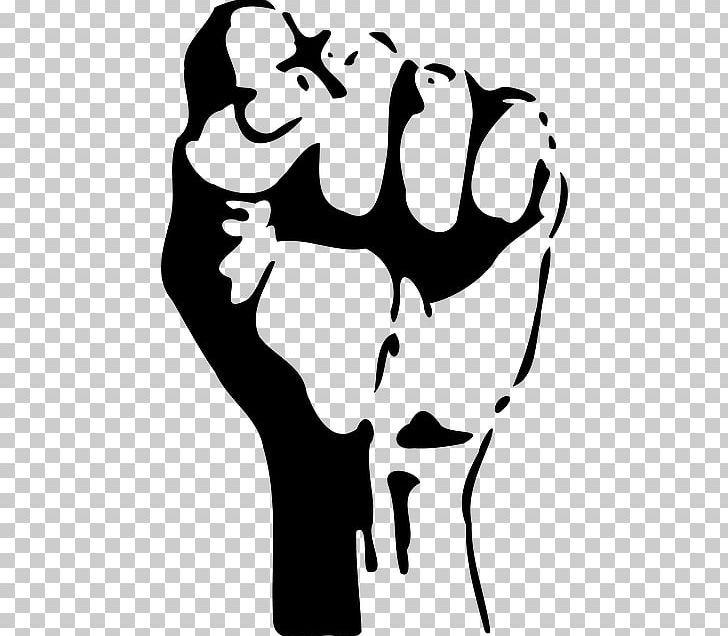 Raised Fist Revolution Png Raised Fist Peace Gesture Png