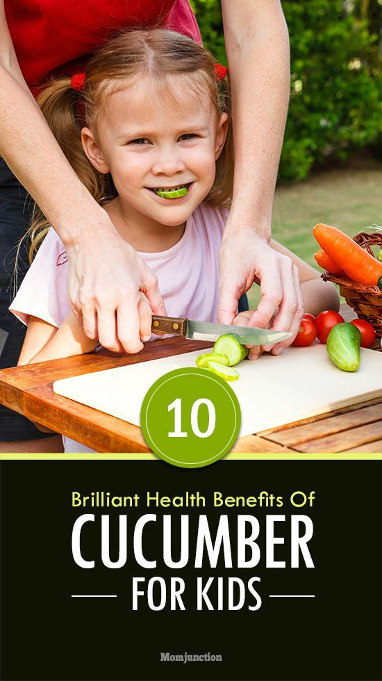 10 Brilliant Health Benefits Of Cucumber For Kids: you need to include cucumbers in her diet. How does cucumber benefit your little angel? What are its benefits? Read our post and get the answers to all your questions here.