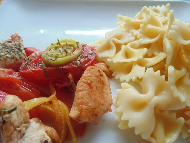 Natural Nature: Pasta