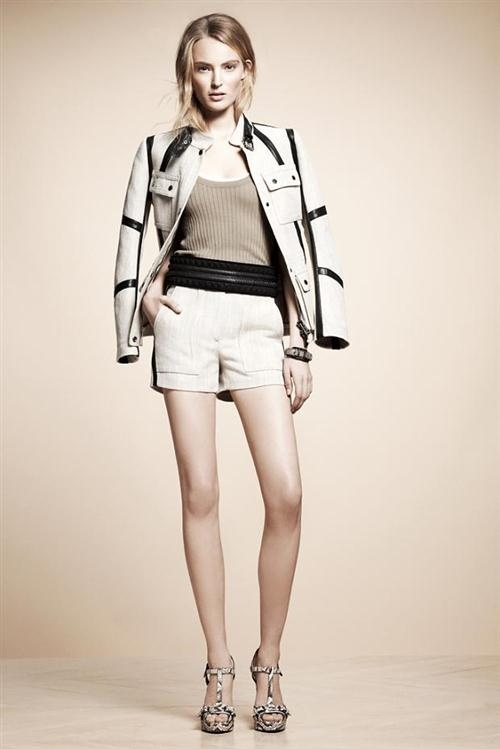 2013 woman jacket collection