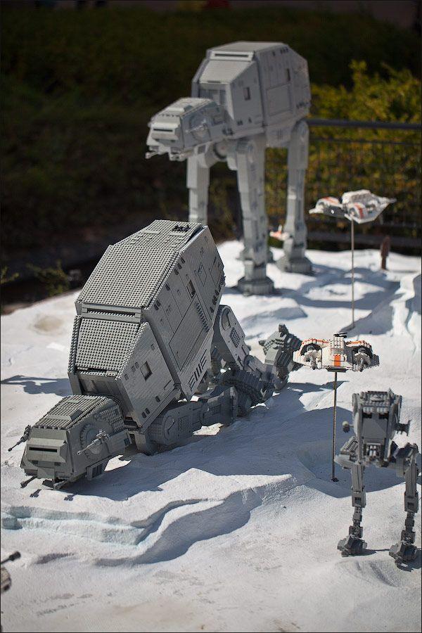 LEGO - Star Wars. LEGO Land Denmark.