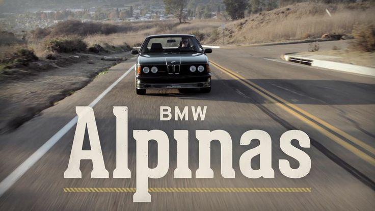 BMW Alpinas
