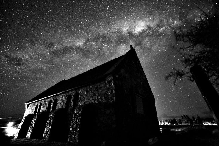 New Zealand -lake Tekapo - Milky Way by Emanuele Del Bufalo