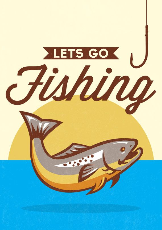 17 best images about a fishing on pinterest fish for Lets go fishing