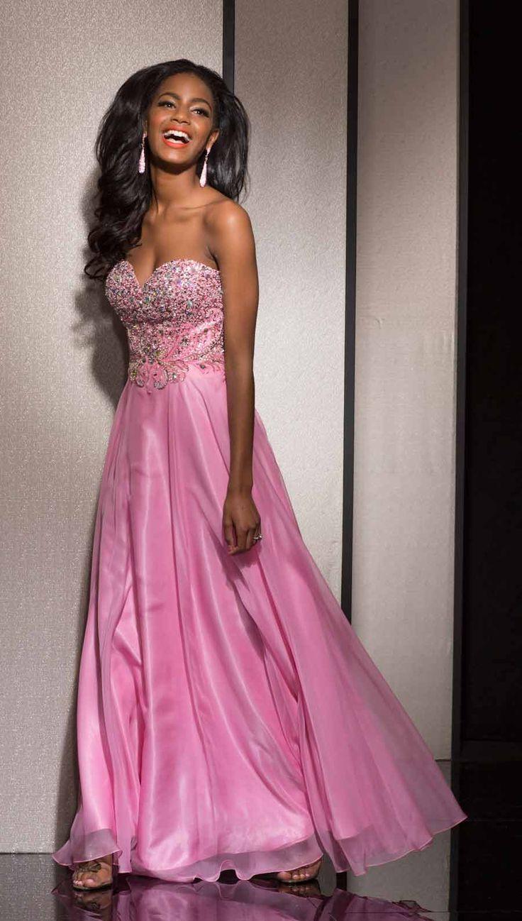 Encantador Cómo Vestirse Para Prom Ideas - Colección de Vestidos de ...