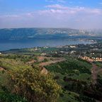 Galilee. There's a lot going on in Israel- there always has been and always will be. But how amazing it would be to visit the sights of Jesus' ministry here on earth.