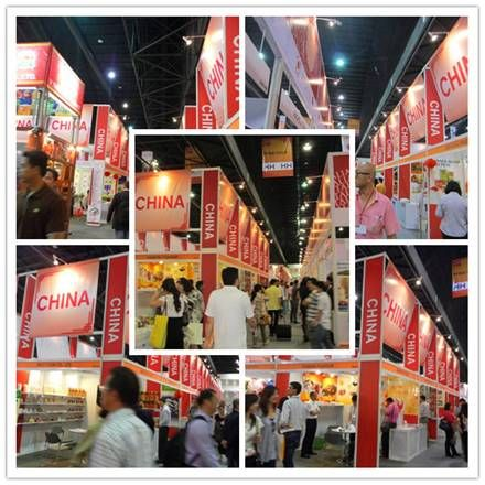 Topservice & its Exhibitors Danced with Thaifex 2013-World of Food Asia-21food.com