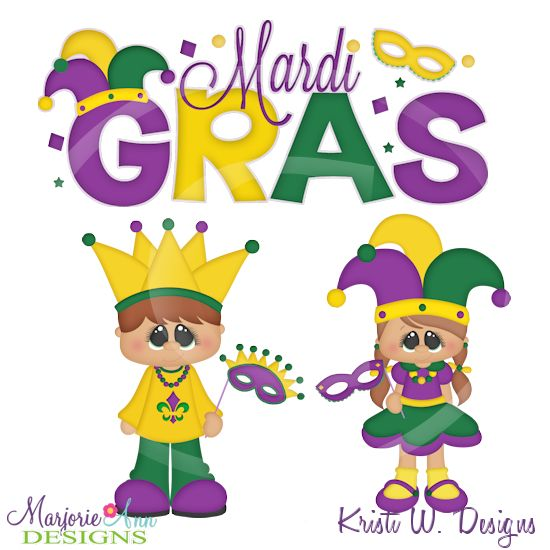 17 mejores imágenes sobre Mardi Gras clipart en Pinterest ...