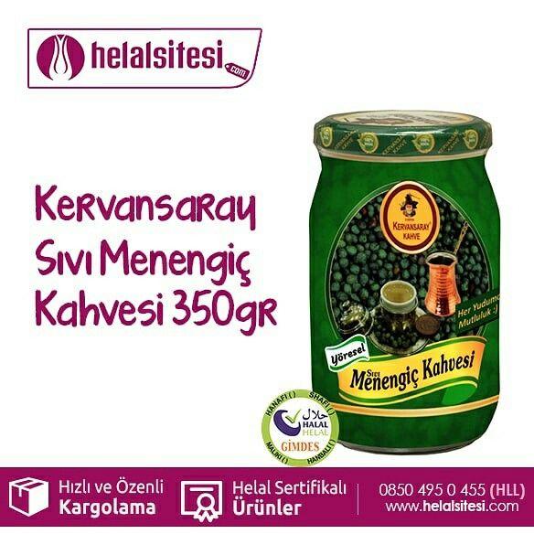 Kervansaray menengic kahvesi burada www.helalsitesi.com/menengic-kahvesi