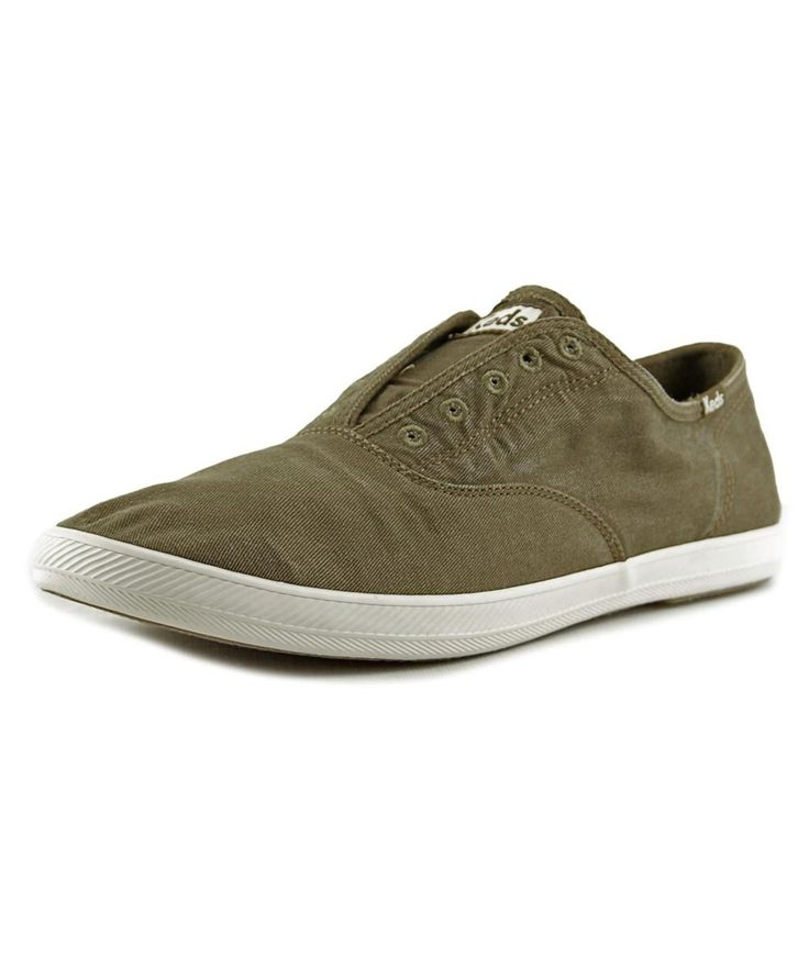 Keds Chillax Round Toe Canvas Sneakers', Brown