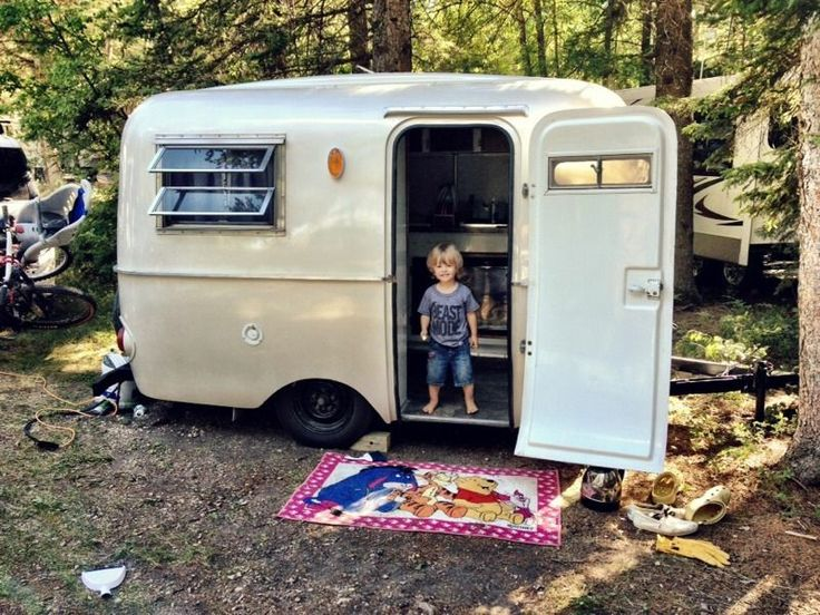Original  Weight Fiberglass Travel Trailer Camper Bathroom Burro Casita  JoeTLC
