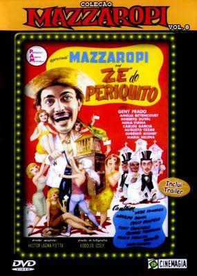 Mazzaropi: Zé do Periquito - DVDRip Nacional