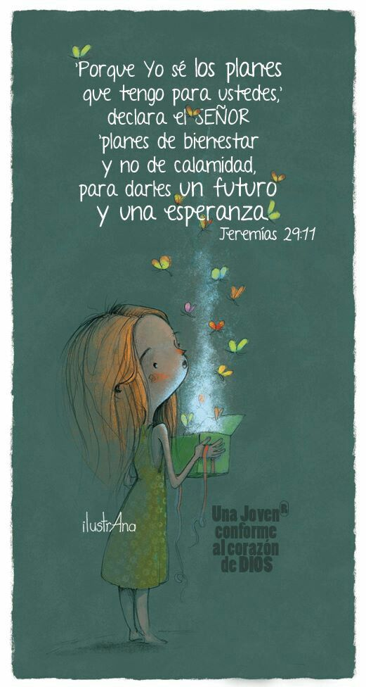 Una Joven conforme al corazón de DIOS ilustrana  & Una Joven conforme al corazón de DIOS  Los planes de Dios para ti  .: