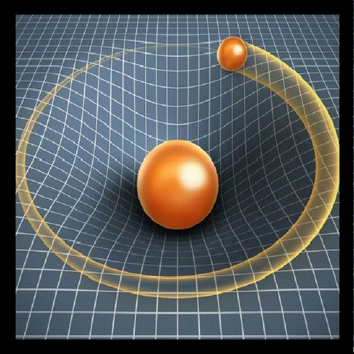 Gravitational Singularity (General Relativity)