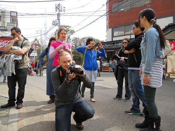 Школьное путешествие как модель японского менеджмента
