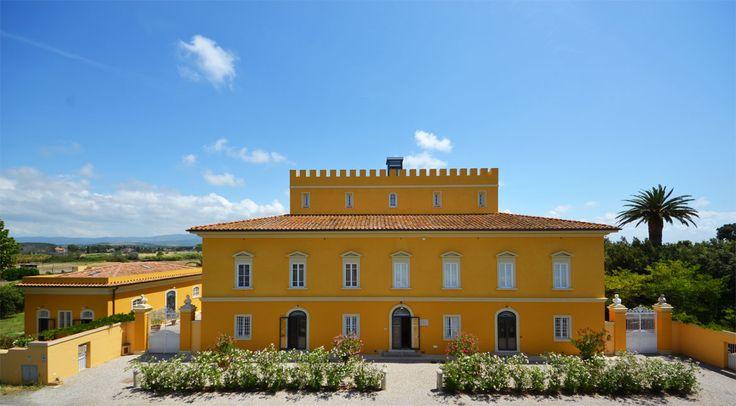 Agriturismo Villa Graziani nel Vada, Toscana