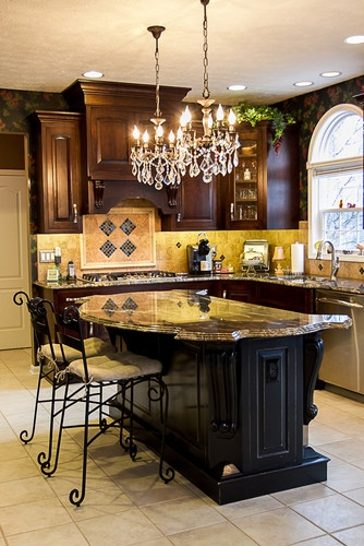 1000 Images About Kitchen On Pinterest Cherry Kitchen