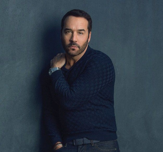 Jeremy Piven styled by Joleen Garnett for Haute Living.
