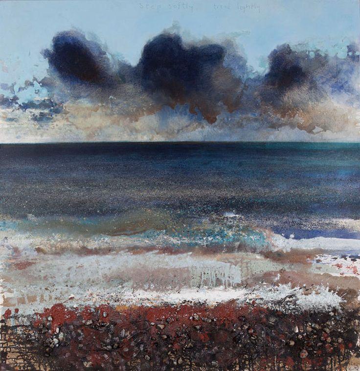 Kurt Jackson: Step softly, tread lightly 2012 Campden Gallery, fine art, Chipping Campden, camden gallery, contemporary, contemporary arts, ...