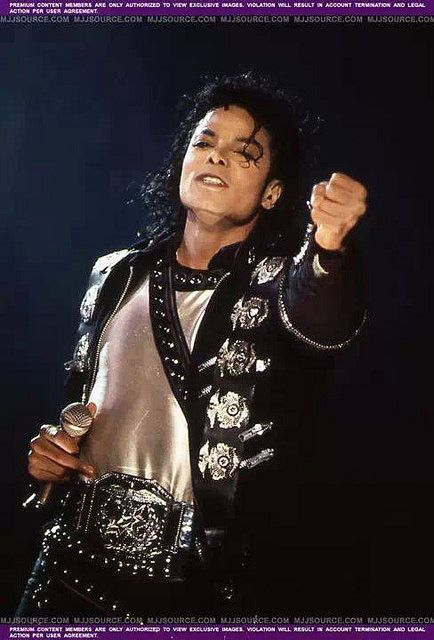 Michael Jackson.........