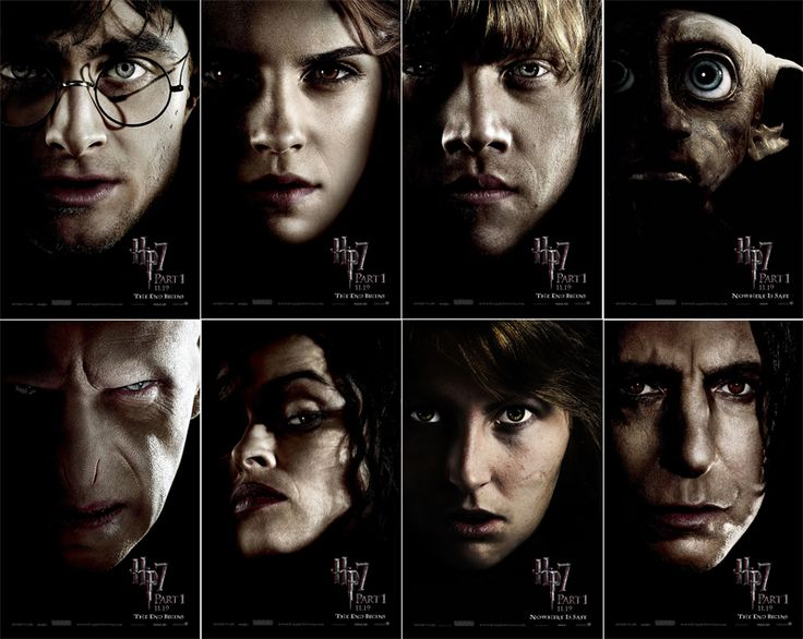 harry potter characters names with pictures