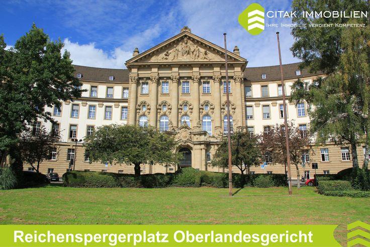 Köln-Neustadt Nord-Reichensperger Platz-Oberlandesgericht