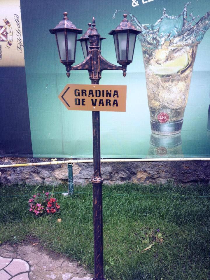 Spre Gradina de Vara, va rog!