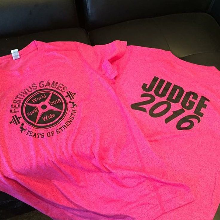 "It's only a couple days away!! Our international competition for the beginner and intermediate athlete called ""festivus games"" ... Should be an epic day with all tickets sold ... Our judges will look mint in these custom made Tees ... @festivusgames #perth #healthy #fitness #gym #olympiclifting #mobility #exercise #box6017 #gymnastics #yoga #crossfitaustralia #crossfitosbornepark #osbornepark #fitperth #fitnessperth #flexibility #weighttraining  #roguefitness  #scarborough #crossfit…"