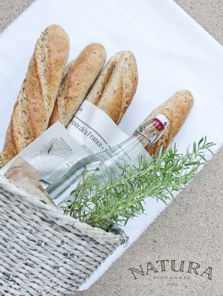 bagietka pszenno-żytnia  #baguette
