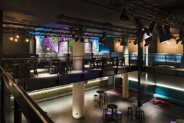 TRi-PIN-LED from Photec Lighting in use at The AEIL VIP Lounge at The O2 Arena, London