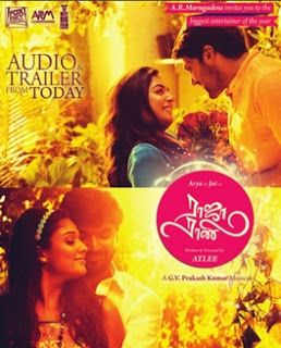 Raja Rani Malayalam Dubbed Full Movie Watch Online Raja Rani