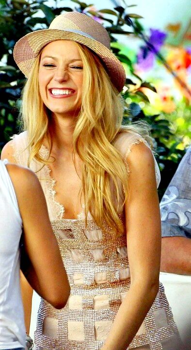 Blake - really love that dress <3