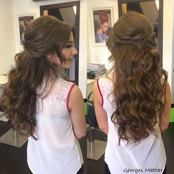 Gorgeous hair for weddings