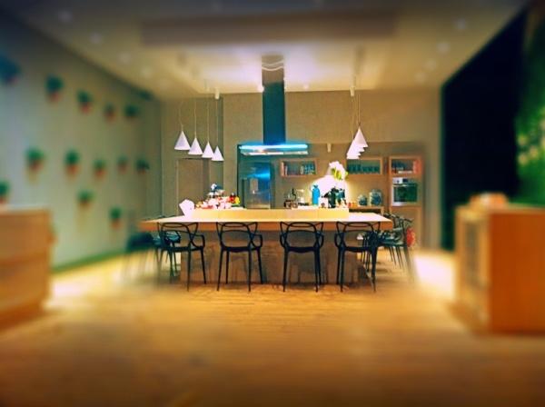 Cozinha Nestlé - Casa Cor 2012