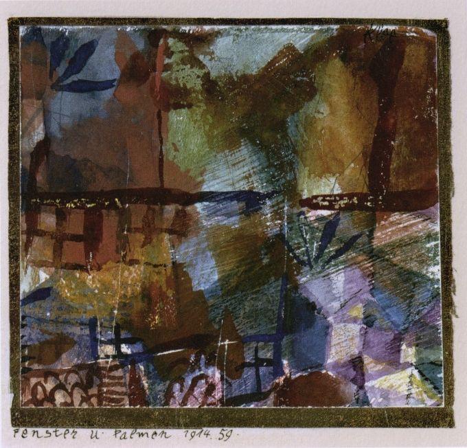 "Four Elements Watercolour Artist Tuffytats: 1009 Best Images About ""Paul Klee"" On Pinterest"