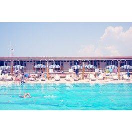 Gray Malin Viareggio Pool