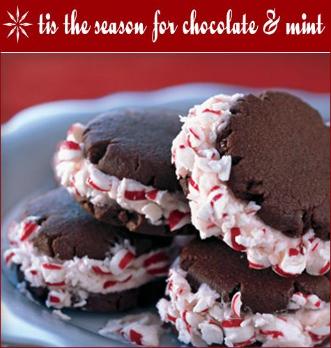 christmasRecipe, Christmas Cookies, Canes Cookies, Chocolates Cookies, Candy Canes, Candies Canes, Chocolate Candies, Chocolates Candies, Whoopie Pies